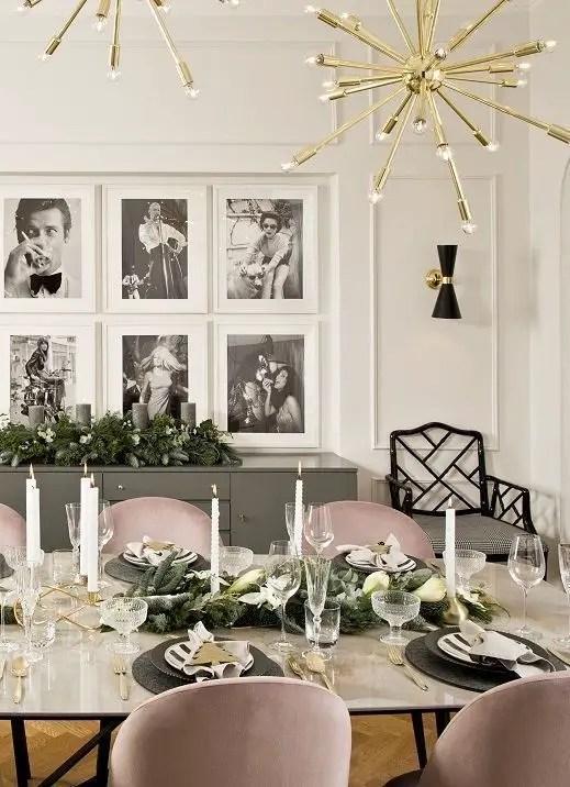 Amazing contemporary dining room decorating ideas 08