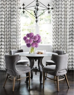 Amazing contemporary dining room decorating ideas 11