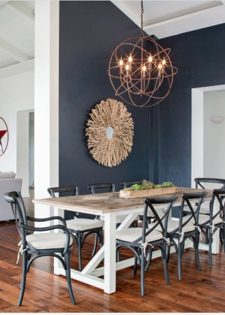 Amazing contemporary dining room decorating ideas 13