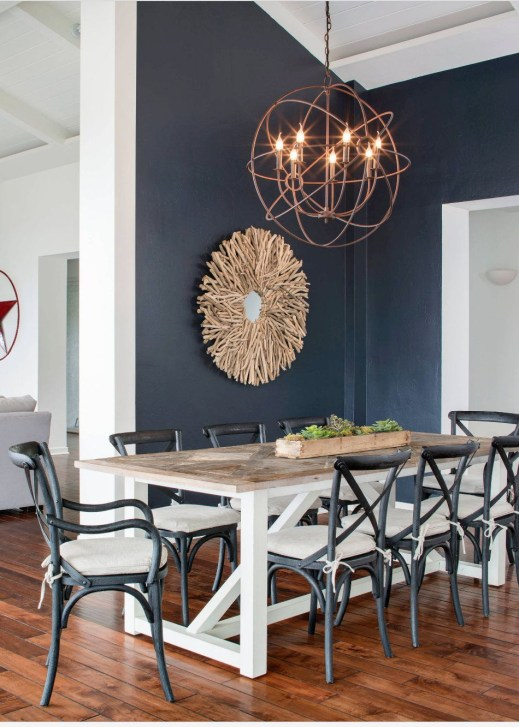 Amazing contemporary dining room decorating ideas 13