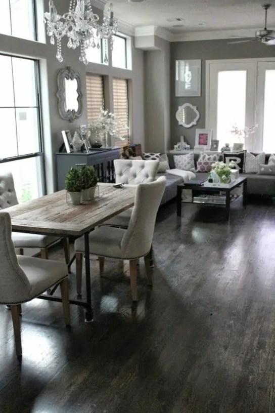 Amazing contemporary dining room decorating ideas 17