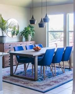 Amazing contemporary dining room decorating ideas 23
