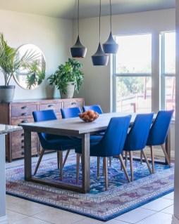 Amazing contemporary dining room decorating ideas 23