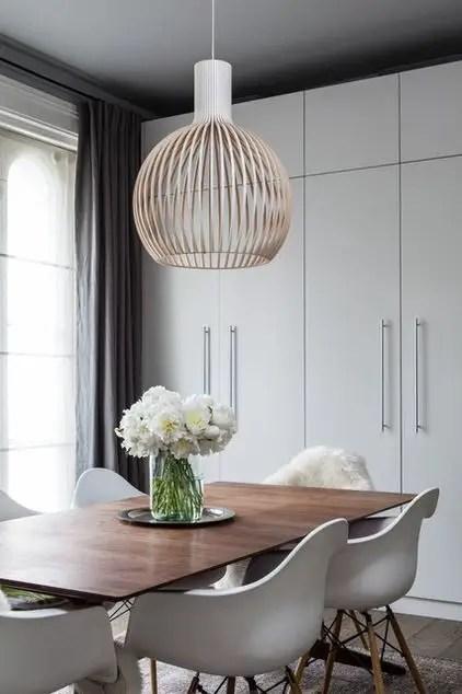 Amazing contemporary dining room decorating ideas 32