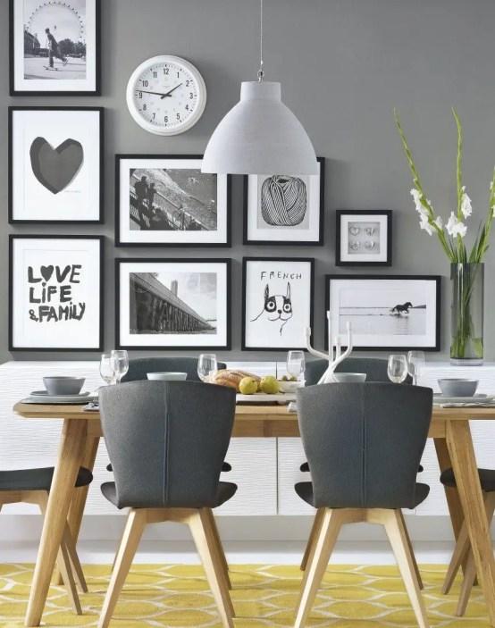 Amazing contemporary dining room decorating ideas 35