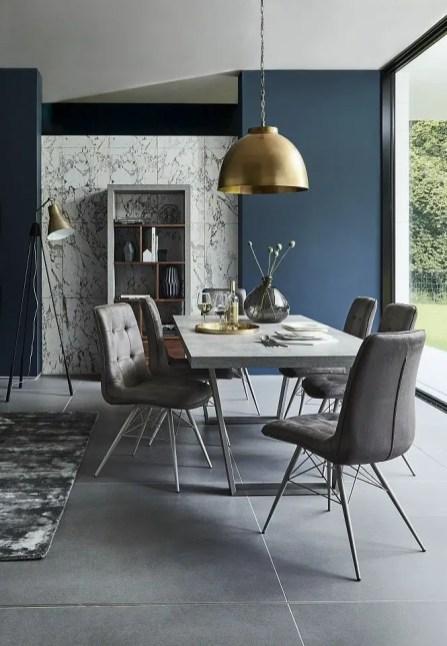 Amazing contemporary dining room decorating ideas 41