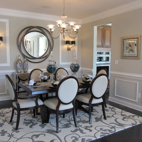 Amazing contemporary dining room decorating ideas 42