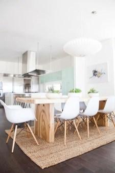 Amazing contemporary dining room decorating ideas 46