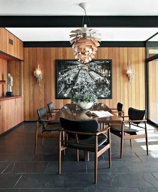Amazing contemporary dining room decorating ideas 50