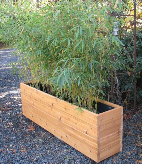 Beautiful yet functional privacy fence planter boxes ideas 51
