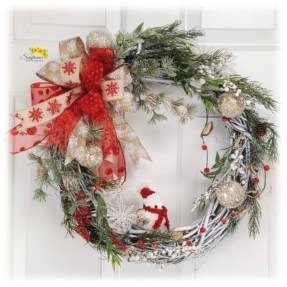 Charming winter decoration ideas 22