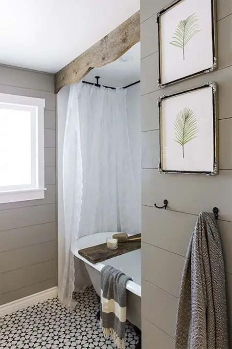 Cozy master bathroom decor ideas 28