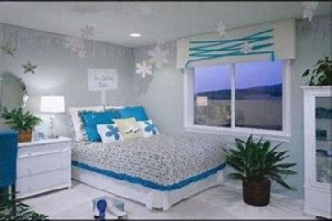 Cozy and beautiful bedroom for winter decor ideas 04