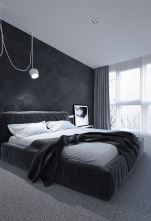 Cozy and beautiful bedroom for winter decor ideas 10