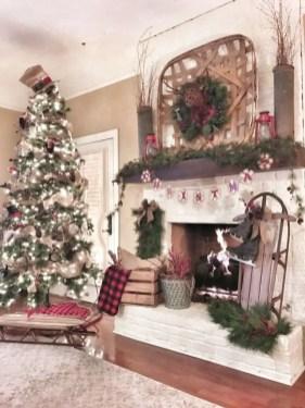 Favorite rustic winter decor to consider 16