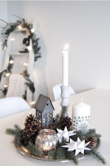 Favorite rustic winter decor to consider 35