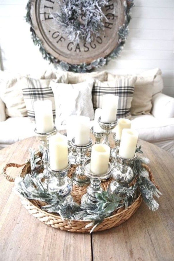 Favorite rustic winter decor to consider 36