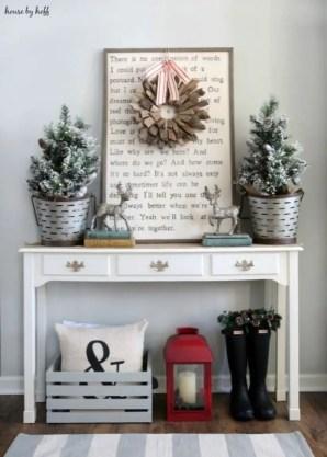 Favorite rustic winter decor to consider 46