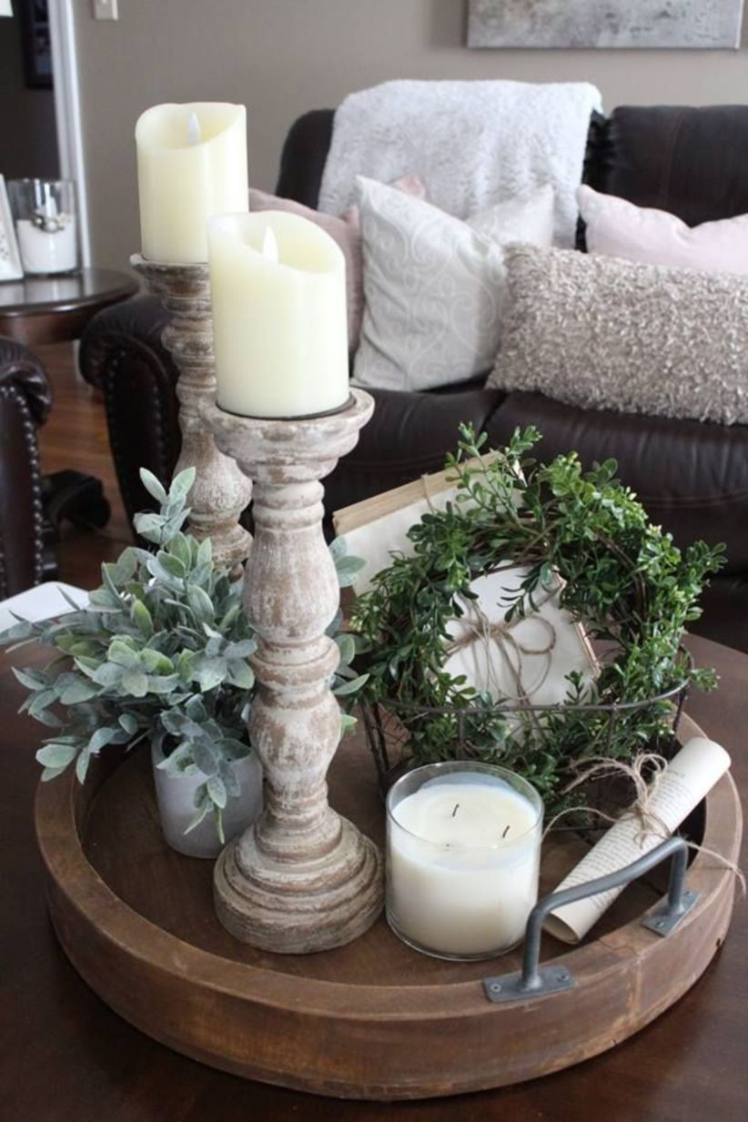 Favorite rustic winter decor to consider 60