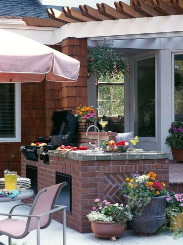 Inexpensive diy outdoor decoration ideas 09