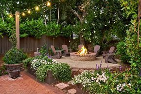 Inexpensive diy outdoor decoration ideas 41