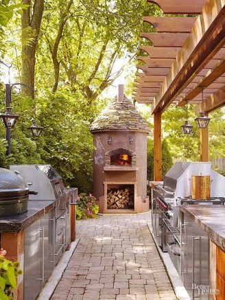 Inexpensive diy outdoor decoration ideas 48