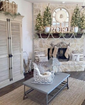 Perfect winter decoration ideas after christmas 44