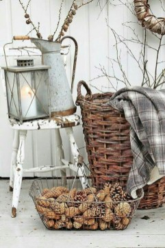 Perfect winter decoration ideas after christmas 45