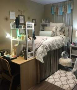 Totally smart diy college apartment decoration ideas on a budget 23