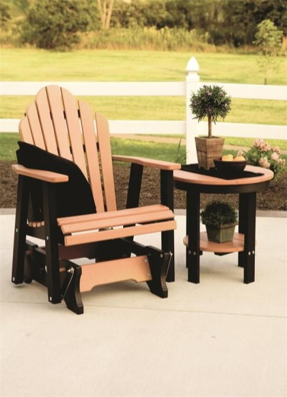 Minimalist furniture for your outdoor area 09