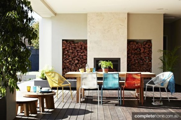 Minimalist furniture for your outdoor area 13
