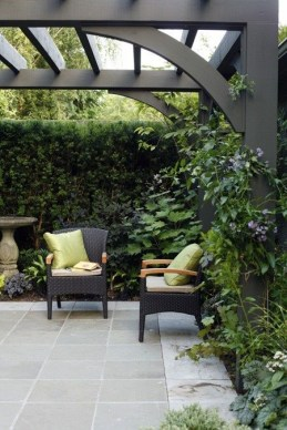 Minimalist furniture for your outdoor area 14