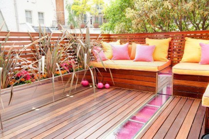 Minimalist furniture for your outdoor area 28