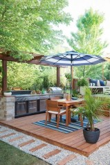 Minimalist furniture for your outdoor area 33