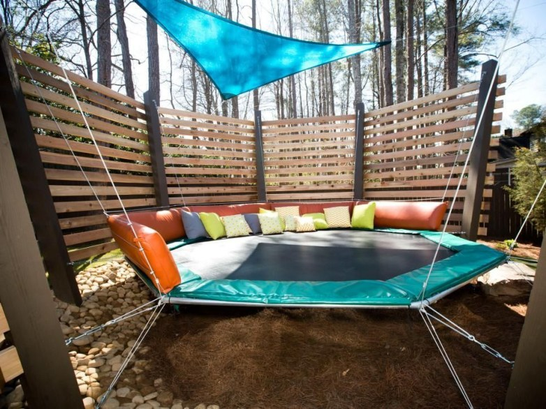 Minimalist furniture for your outdoor area 48