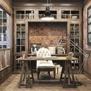 Rustic industrial decor and design ideas 10