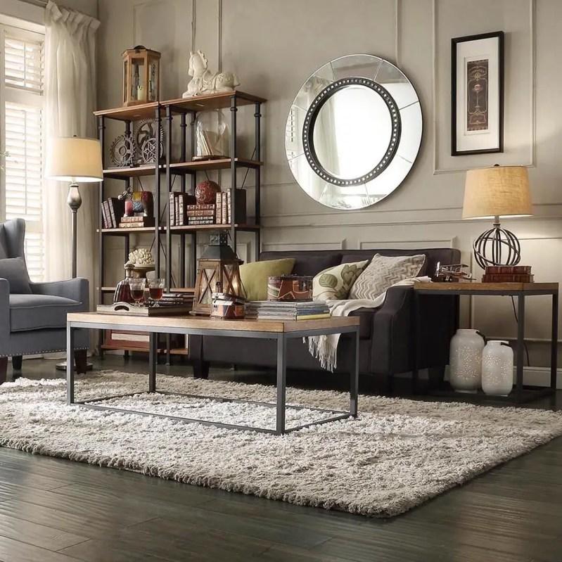 Rustic industrial decor and design ideas 41