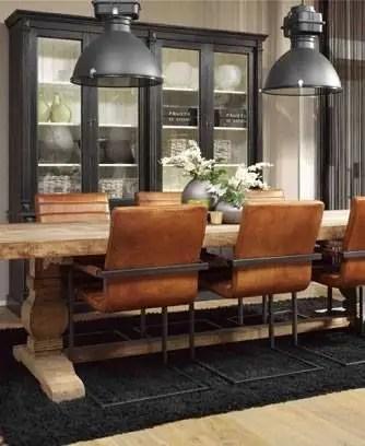 Rustic industrial decor and design ideas 51