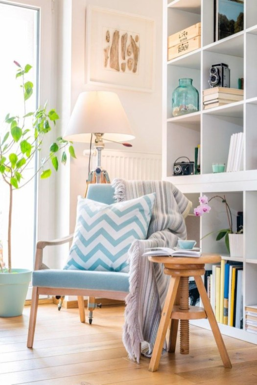 Corner shelves that change home decor become more beautiful 41