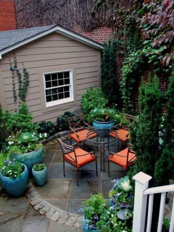 Outdoor-small-garden
