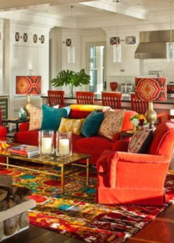 Popular living room design ideas this year 20