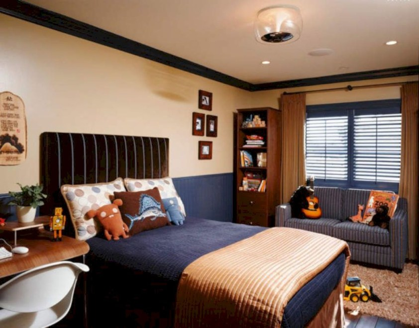 Stylish boys bedroom ideas that you must try 01
