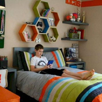 Stylish boys bedroom ideas that you must try 15