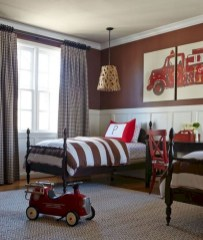 Stylish boys bedroom ideas that you must try 16