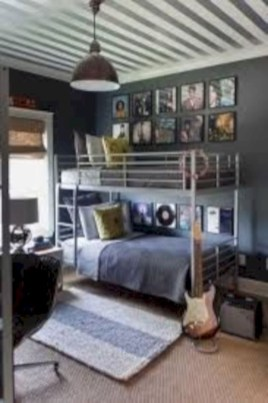 Stylish boys bedroom ideas that you must try 23