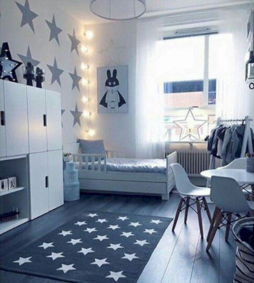 Stylish boys bedroom ideas that you must try 32