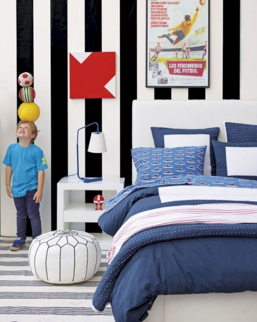 Stylish boys bedroom ideas that you must try 38