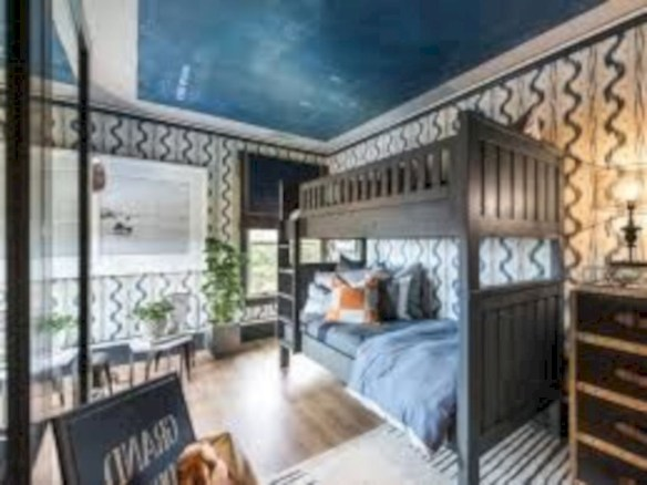 Stylish boys bedroom ideas that you must try 40