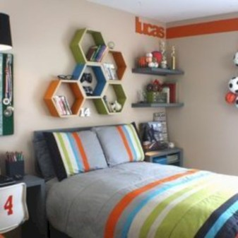 Stylish boys bedroom ideas that you must try 49