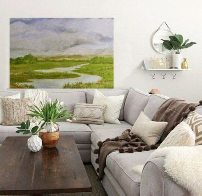 The best living room design ideas for your home 46